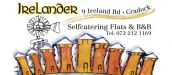 IRELANDER SELF CATERING